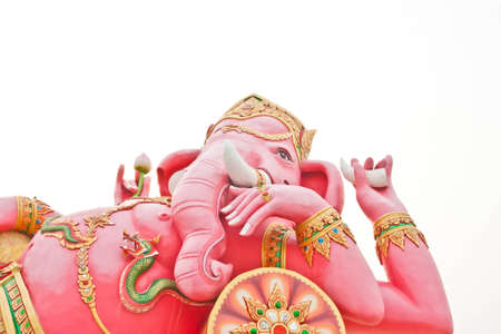 Ganesha statue in Thailand  photo
