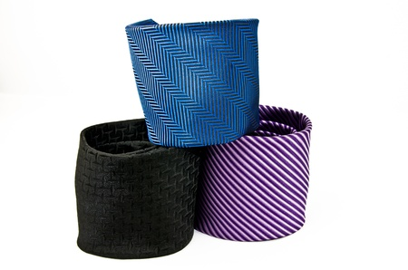 Tie set, three elegant ties