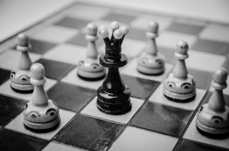 chellange:  Chess - Game Over