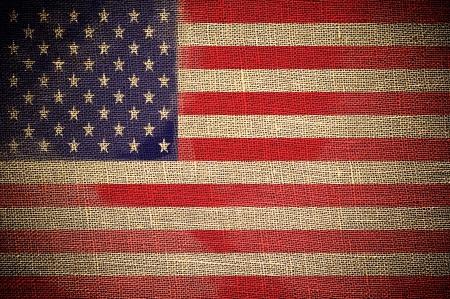 Grunge Vlag van de VS