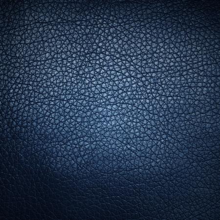 cracklier: Old dark blue leather texture