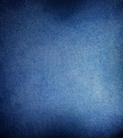 abstract blue background of elegant dark blue vintage grunge background texture black on border with light center blank for luxury brochure invitation  Stock Photo