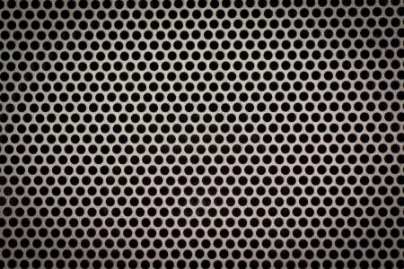 diamondplate: Dirty metal texture with spotlight