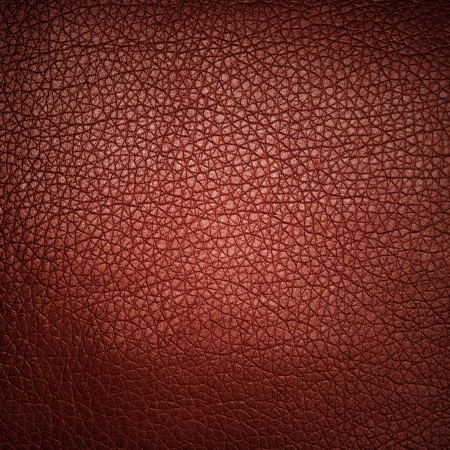 Red paint leather background or texture  Stock Photo - 18606456