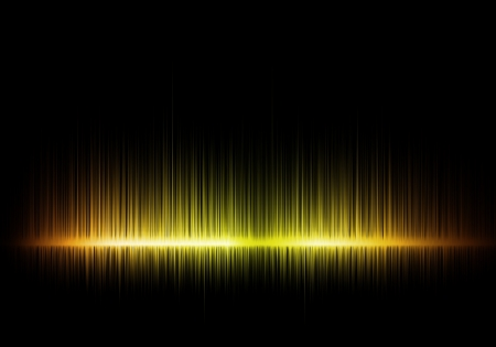 Abstract music equalizer  Stock Photo