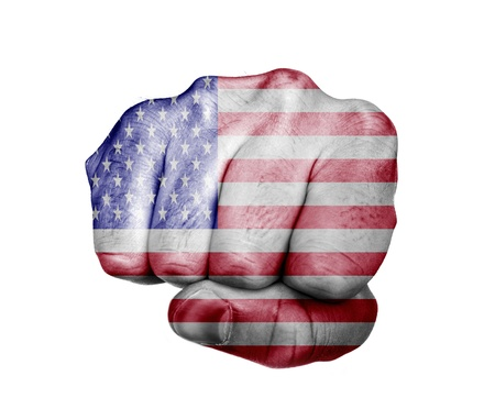 Fist of the United States