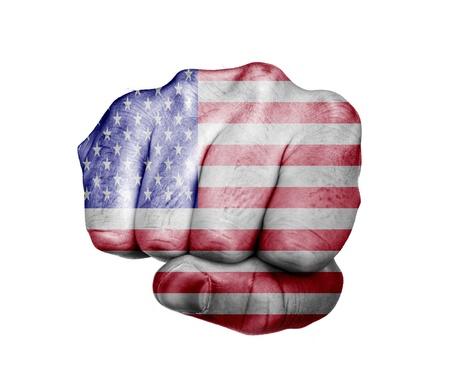 Vuist van de Verenigde Staten