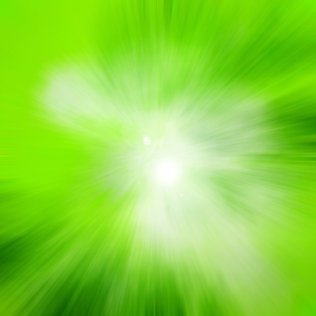 Abstract background green Stockfoto