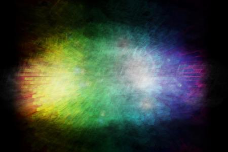Kleurrijke Equalizer kijkt achtergrond