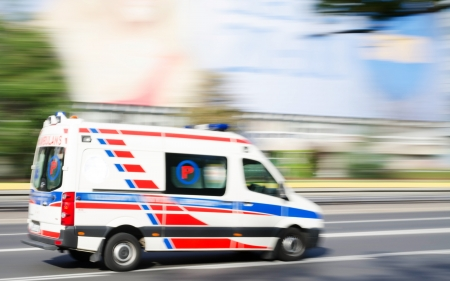 Ambulance  新聞圖片
