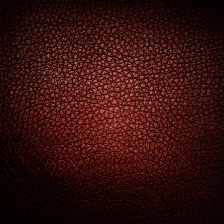 Red paint leather background or texture
