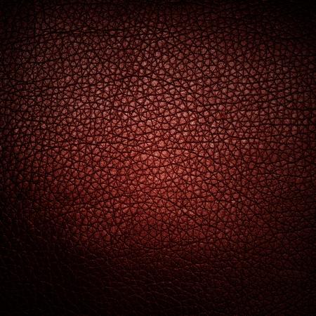 Rode verf leder achtergrond of textuur Stockfoto
