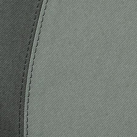 stripe on grey background with copyspace  Stock Photo