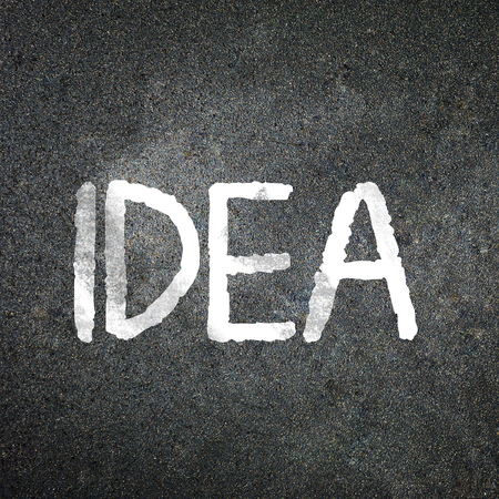 The word idea