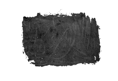 grunge black paint abstract background 版權商用圖片 - 75830168
