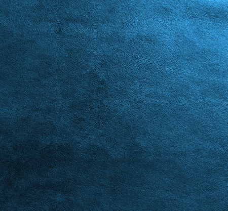 Blue leather texture closeup, useful as background 版權商用圖片 - 75830213