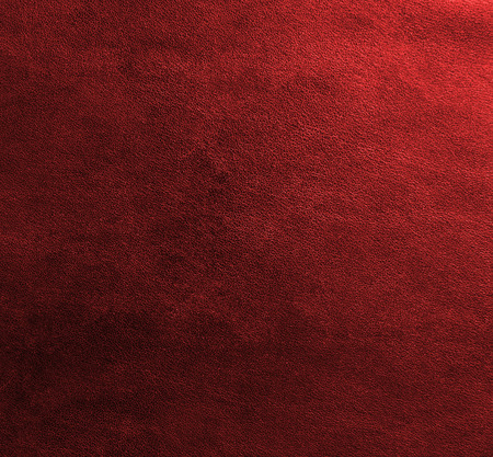 Red leather texture closeup, useful as background 版權商用圖片