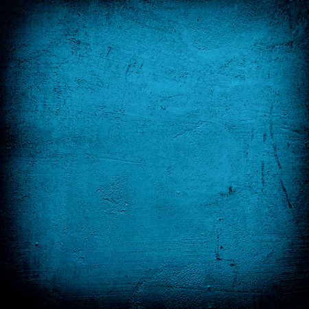 blue wall background with vignette 版權商用圖片 - 75830234