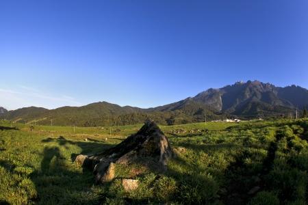 Highest mountain in asia, Mount kinabalu