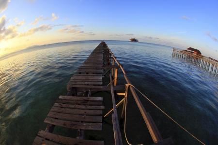 mabul: A jetty of mabul island