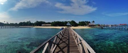 mabul: a panoramic view of mabul island