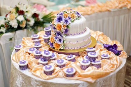 the most beautiful cake for solemnization event