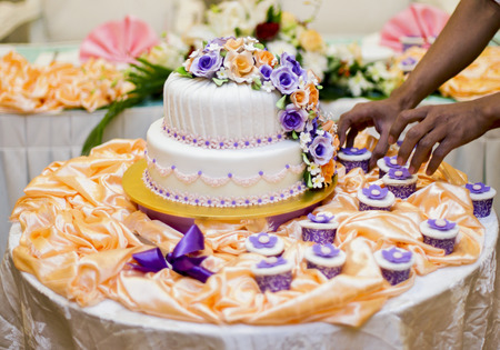 solemnization: the most beautiful cake for solemnization event
