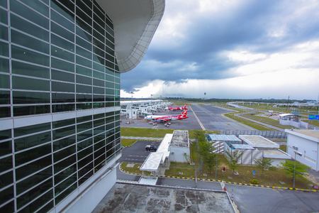 KUALA LUMPUR, MALAYSIA, May 12: KLIA 2 is the low cost terminal and home to AirAsia, leading low cost airline. Editöryel