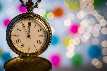 midnight: New Years at midnight