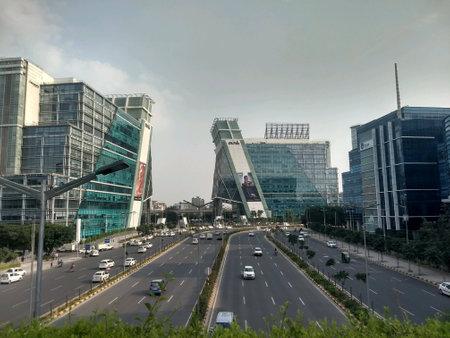Gurugram India Cybercity