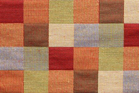 Colorful Contemporary Abstract  Cloth Fabric Background Pattern Stock Photo