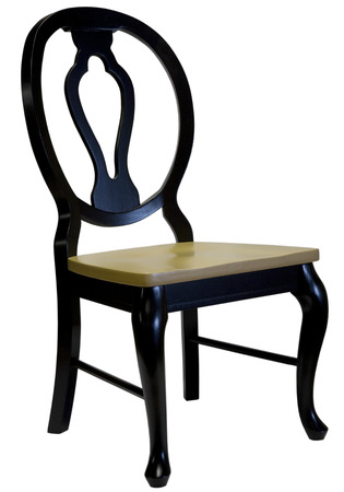 Oval Traditional Style Dining Room Chair