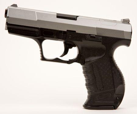 Semi Automatic Hand Gun photo