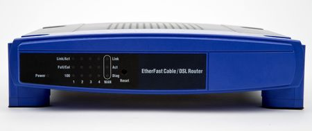 dsl: High Speed Internet Cable DSL Network Broadband Router