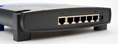 High Speed Internet Cable DSL Network Broadband Router