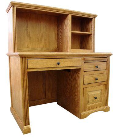 hutch: Home Office Computer Desk and Hutch