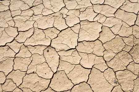 Dry Mud Cracked Desert Ground Abstract Background PatternDeath Valley National Park