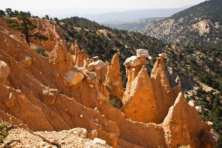 Bryce Canyon National ParkUnder The Rim TrailUtah photo