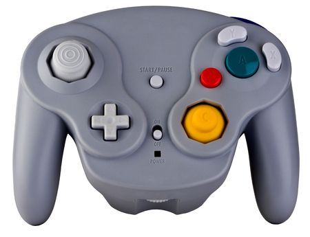 Wireless Video Game Hand Controller