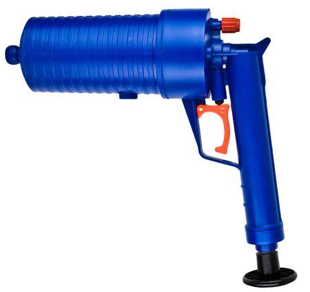 sink drain: Plumbers High Pressure Drain Cleaning Air Gun