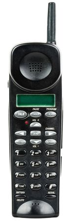 Single Line Cordless Telephone Handset with Caller ID