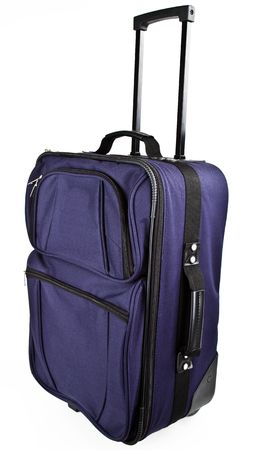Small Carry on Luggage Suitcase Bag with Pull Handle