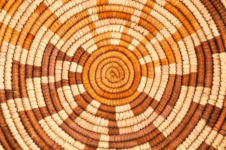 Bunte Native American Woven Hintergrund-Muster Standard-Bild