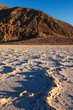 Badwater Basin Death Valley National Park Califorina Stock Photo - 17591751