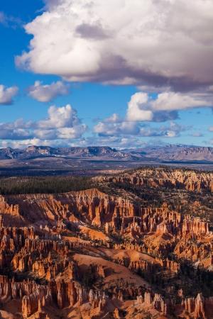 Paunsaugunt Plateau Bryce Canyon National Park Utah