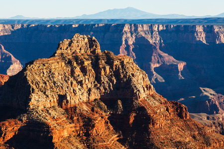 Vishnu TempleCape Royal North Rim Grand Canyon National ParkArizona