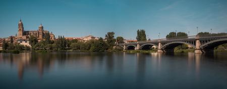 landscape of Salamanca