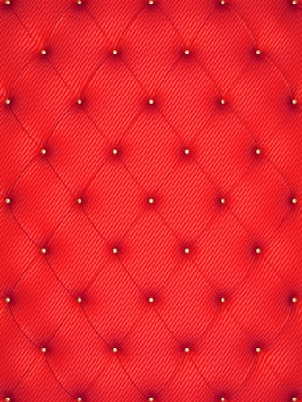 glamour red interior decorating background