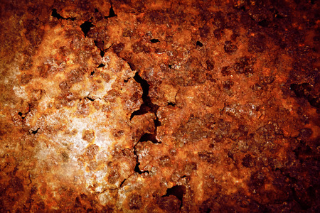 Abstract grunge rusty corrosion metal background