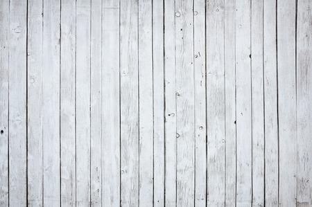 Witte houten textuur verweerde plank oppervlakte achtergrond